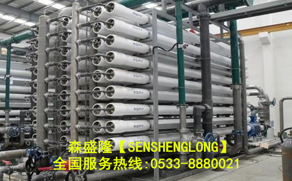 广东珠海反渗透阻垢剂SS820【酸式】产品应用